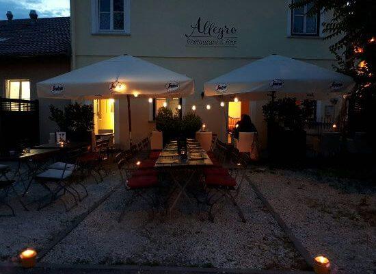 allegro restaurant bar