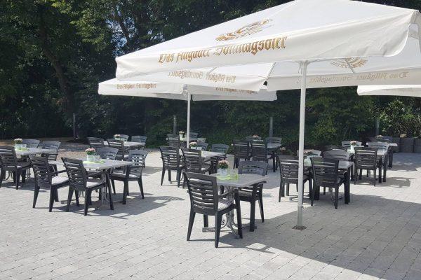 gaumenflug günzburg biergarten
